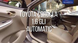 Toyota Corolla Gli 1.6 Automatic - Owner