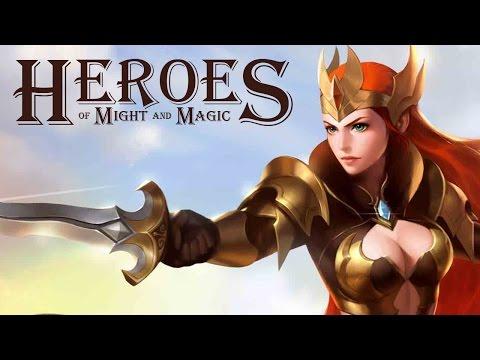 видео: ubisoft выпустит новую heroes of might & magic