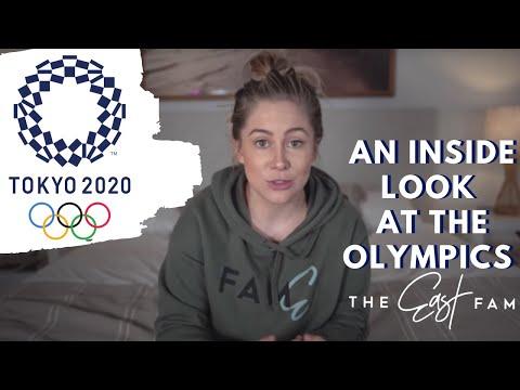 the 2020 tokyo olympics   shawn johnson