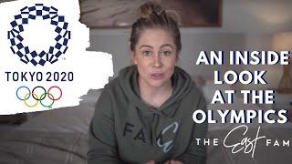the 2020 tokyo olympics | shawn johnson