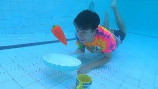 Viviendo Debajo del Agua (Duermo, Hablo por Celular, Como y Más) - Ami Rodriguez thumbnail