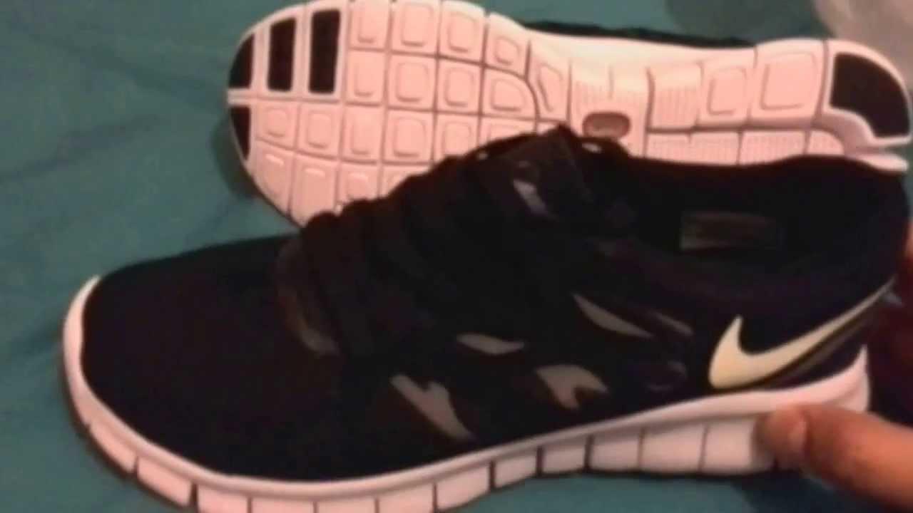 How to Spot Fake Nike Free Run 2 Trainers