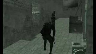 Splinter Cell: Pandora Tomorrow - gameplay (pc, german)