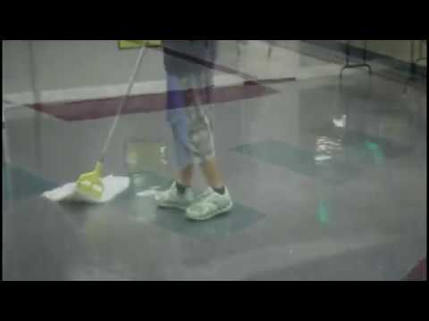 VCT Tile Stripping & Waxing in Anaheim CA
