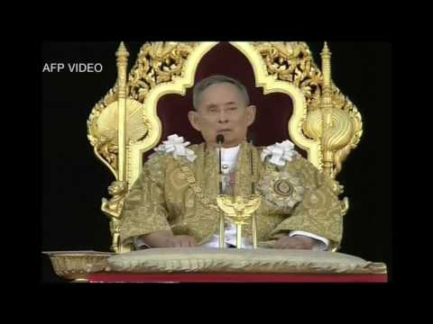 Beloved Thai king dies after long illness--palace
