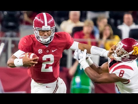 Jalen Hurts Highlights 2016 Weeks 1-4 [Man Of The Year]