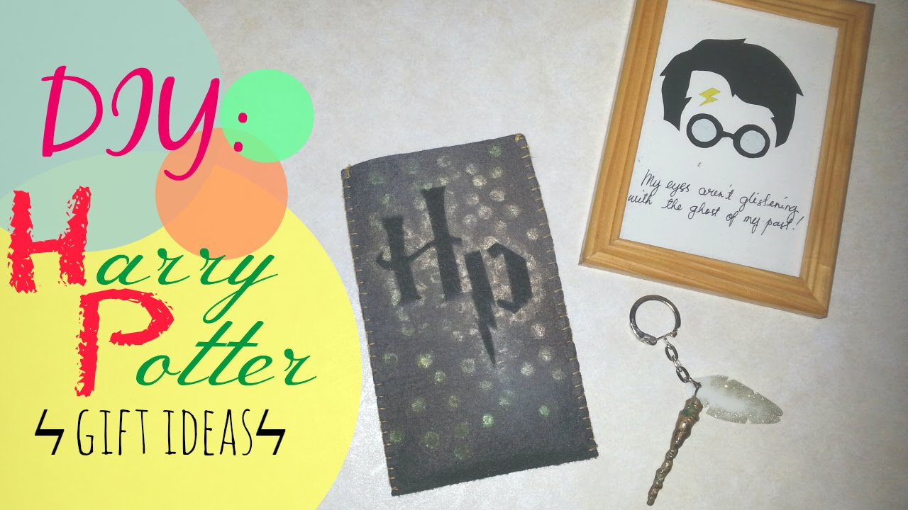 Diy harry potter gift ideas easy and affordable aiimadeit diy harry potter gift ideas easy and affordable aiimadeit youtube solutioingenieria Image collections