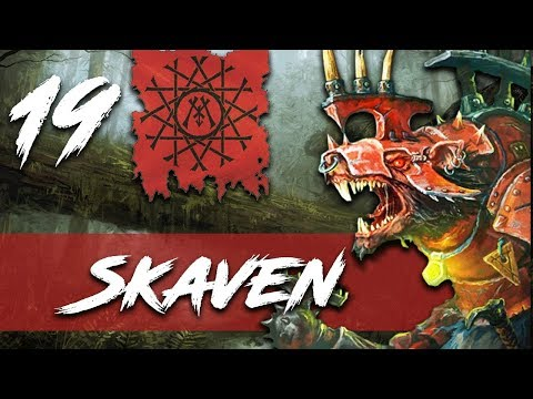 INVASION OF ISLANDS - Total War: Warhammer 2 - Skaven Campaign - Queek Headtaker #18