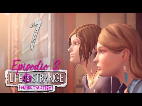 "Life Is Strange: Before the storm   Episodio 2 ""Un mundo feliz""   Capítulo 1 ""Hoy por ti..."""