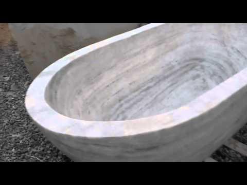 Ванны из натурального камня,Ванны из оникса и мрамора