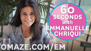 Get to Know Emmanuelle Chriqui in 60 Seconds