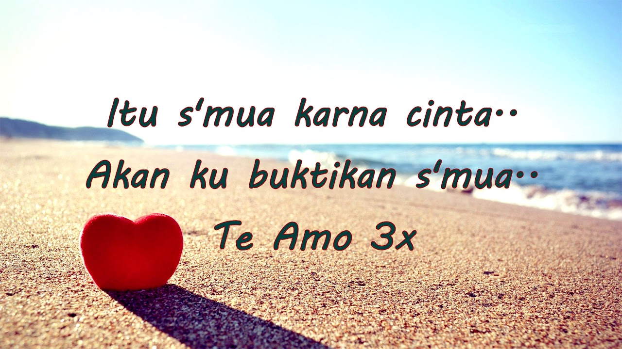 lirik-te-amo-mi-amor-ost-one-fine-day-siska-salman-cover-versi-indonesia-tulus-hendrian-adinata