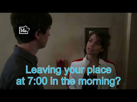 the good doctor   Shaun and Lea Flirt with Each other