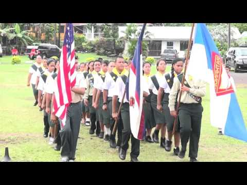 Am.Samoa SDA District Pathfinder Fair 2015
