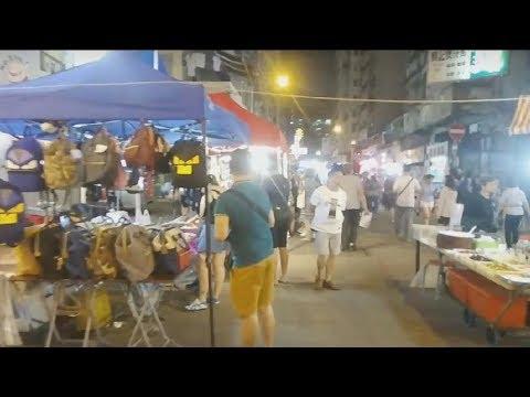 Hong Kong Live - Nathan Road