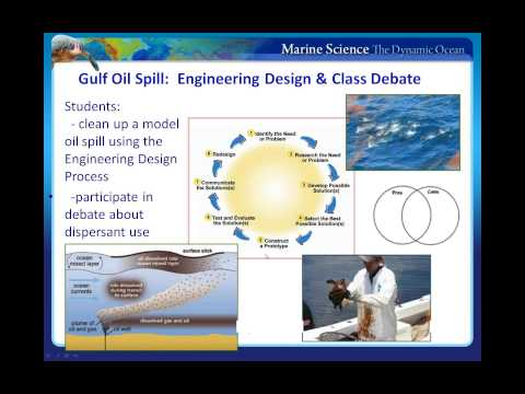 Marine Science: The Dynamic Ocean | A Major, New Offering for High Schools