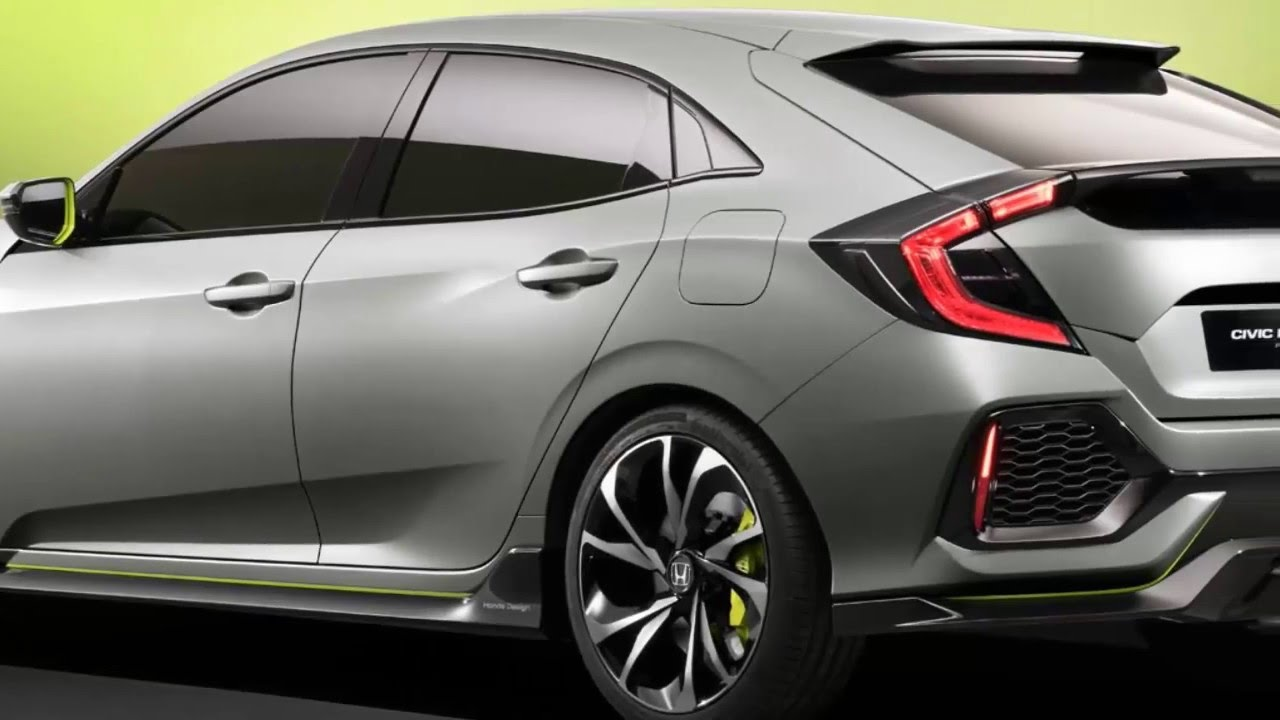2017 Honda Civic Swindon Plant And Exported To Various Markets Around The World You