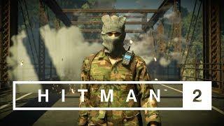 Hitman 2 – релизный трейлер