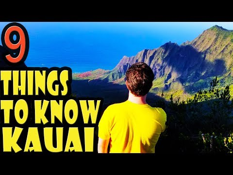 Kauai Travel Tips: 9 Things To Know Before You Go