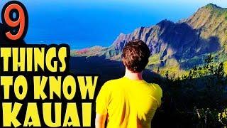Kauai Travel Tips: 9 Things to Know Before You Go