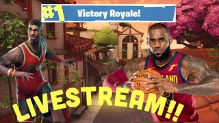NOUVEAU LEBRON JAMES SKIN!! (Fortnite)