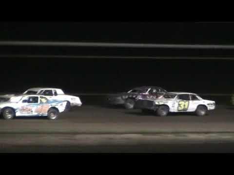 9-14-18 Salina Speedway Stock Cars