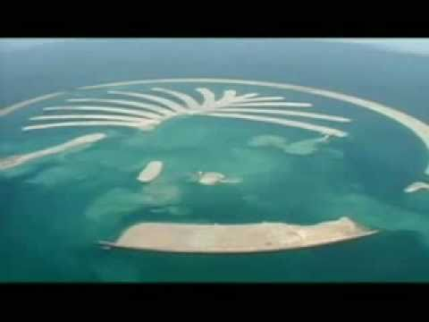 Palm Jumeirah Atlantis Making Dubai Youtube