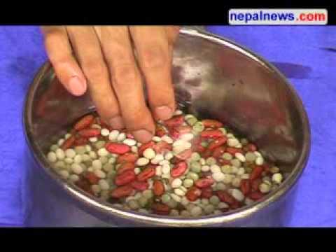 Mixed Beans Soup