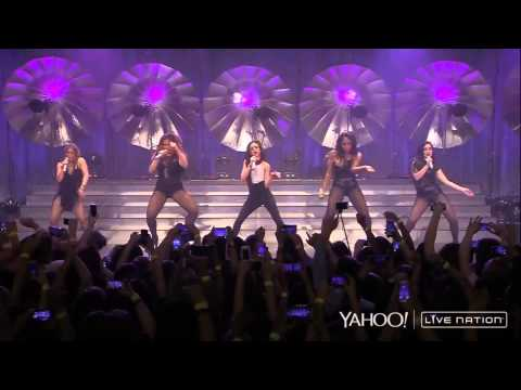 Worth It (LIVE @ Boston) - Fifth Harmony (HD)