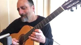 Blue In Green -Eric Skye- Solo Guitar