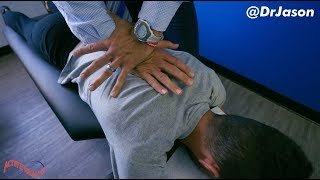 """Dr. Jason - YOGI FEELS """"MORE ENERGY, CLEARHEADED & FREE"""" AFTER ALIGNMENT"""