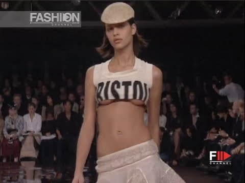 STELLA MCCARTNEY Full Show Spring Summer 2002 Paris by Fashion Channel