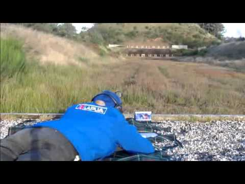 Precision of the Lapua Naturalis lead-free huntig bullet
