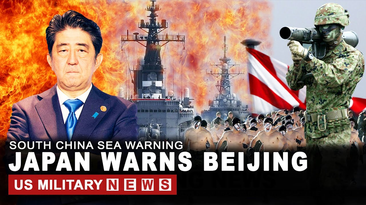 South China Sea warning: Japan warns Beijing will pay 'HIGH COST' for military expansion