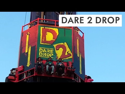 Adlabs Imagica | Dare To Drop Ride