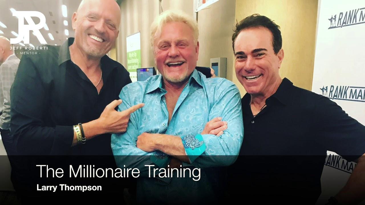 The millionaire training 1