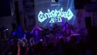 Entombed A.D. - Live in Fortaleza 2015 - Chief Rebel Angel / Supposed To Rot