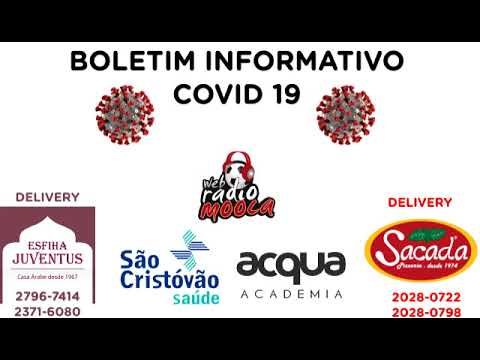 Boletim Informativo COVID 19   06/04/2020