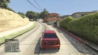 Driving Around In Los Santos GTA 5