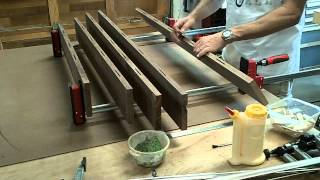 Pedestal Extension Table - Part 5