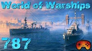 Der DD GOTT is back 😱 #787 World of Warships - Gameplay German/Deutsch World of Warships