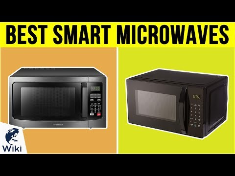 5-best-smart-microwaves-2019