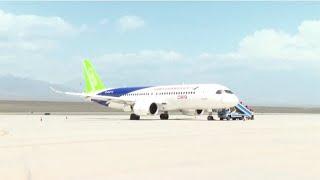 Китай создал конкурента для Boeing и Airbus
