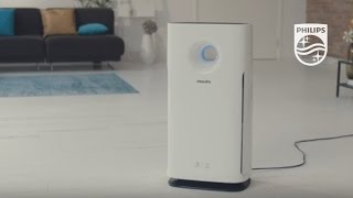 How to easily maintain your Philips Air purifier Series 1000, 2000, 3000