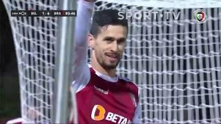 Goal   Golo Rui Fonte: Belenenses 1-(6) SC Braga (Liga 19/20 #15)
