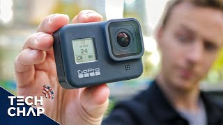 GoPro Hero 8 Black FULL REVIEW - Should You Upgrade The Tech Chap