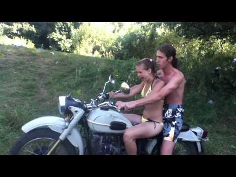порно ролики онлайн на мотоцикле урал трахает бабу размеров