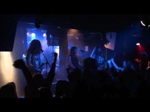 Destroyer 666 - Black City - Black Fire Live