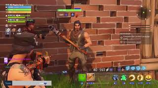 Scammer Gets Scammed For His Whole Inventory (SCAMMER GETS SCAMMED) - Fortnite Save The World