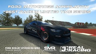 Real Racing 3 Ford Autocross Annihilation Best Race In LTS
